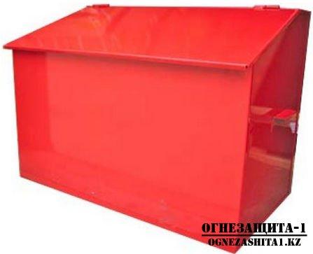 Ящик пожарный для песка 1 куб.м