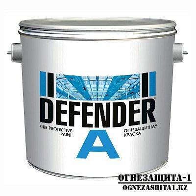 Огнезащитная краска для воздуховодов Defender-A