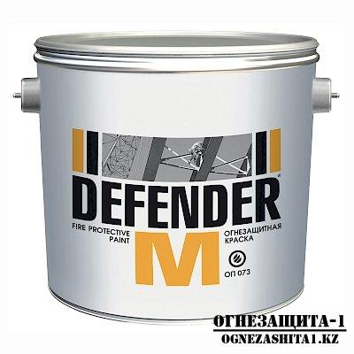 Огнезащитная краска для металла DEFENDER-М