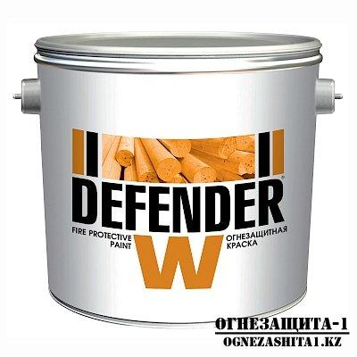 Огнезащитная краска для дерева Defender-W
