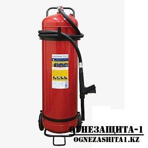 Огнетушитель ОП - 70 (100) на тележке