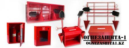 Монтаж пожарного оборудования и инвентаря