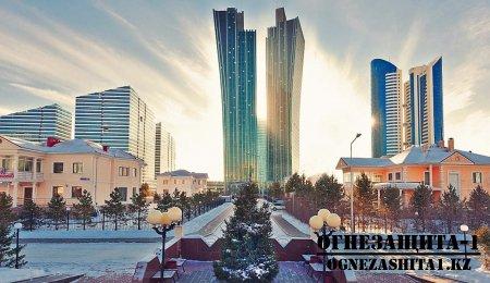 Изумрудный квартал  г Астана