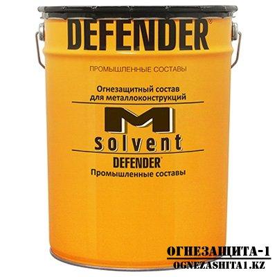 Огнезащитная краска для металла DEFENDER-МS