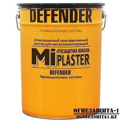 Огнезащитный состав для металла DEFENDER-MI plaster