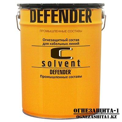 Огнезащитная краска для кабеля «DEFENDER-C»(S)