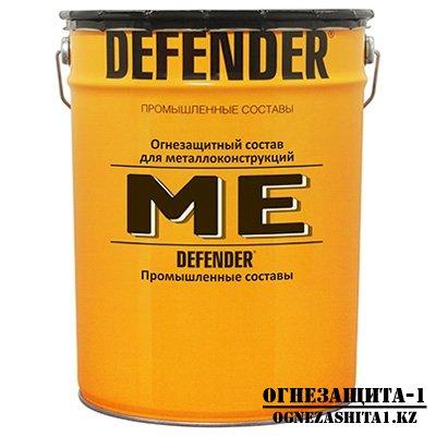 Огнезащитная краска для металла DEFENDER-МE