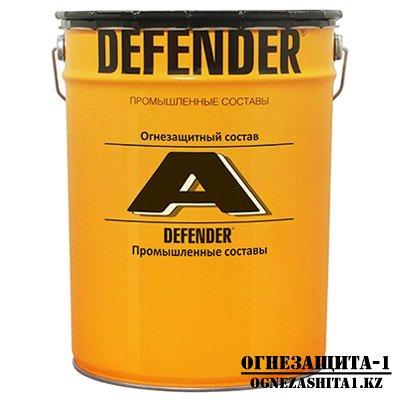 Сертификаты на огнезащитную краску «DEFENDER»©