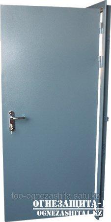 Противопожарные двери типа ДП-АСТРА-01 (02) (EI 60)Одностворчатая (однопольная)